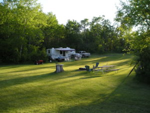 Campground Site 9